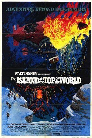 A Ilha do Topo do Mundo
