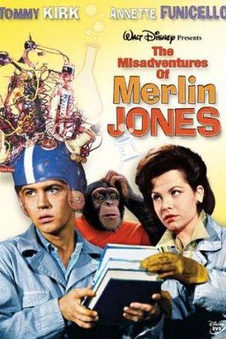As Desventuras de Merlin Jones