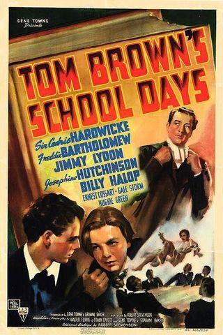 Os Dias Escolares de Tom Brown