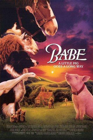 Babe, o Porquinho Atrapalhado