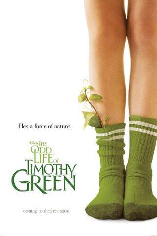 A Estranha Vida de Timothy Green