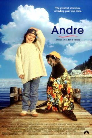 André - Uma Foca em Minha Casa