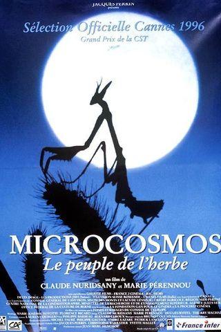 Microcosmos - Fantástica Aventura da Natureza