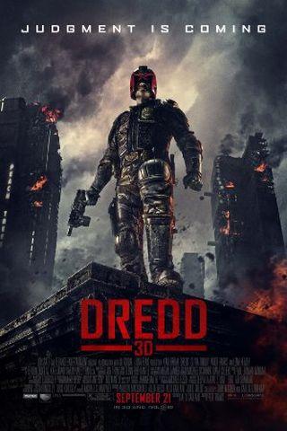 Dredd - O Juíz do Apocalipse