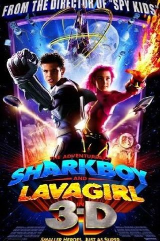 As Aventuras de Sharkboy e Lavagirl