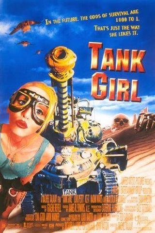 Tank Girl - Detonando o Futuro