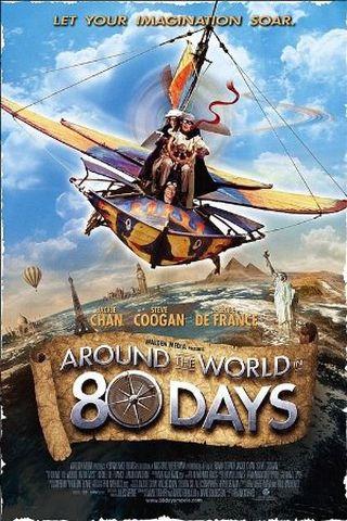 Volta ao Mundo em 80 Dias - Uma Aposta Muito Louca