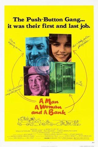 Um Homem, uma Mulher e um Banco