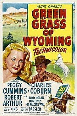 Verdes Campos de Wyoming