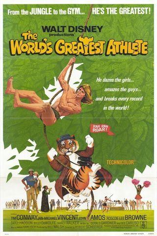 O Maior Atleta do Mundo