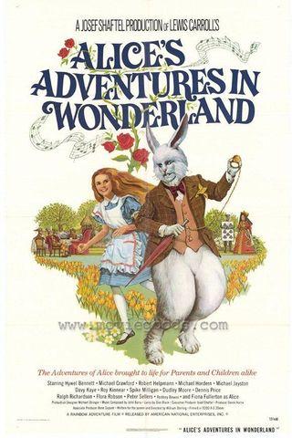 As Aventuras de Alice no Mundo das Maravilhas