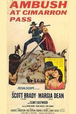 Emboscada em Cimarron Pass