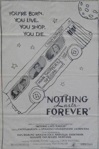 Nada É para Sempre