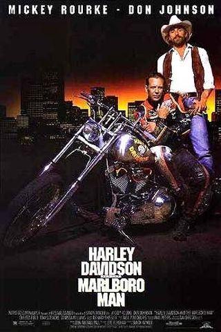 Harley Davidson e Marlboro Man - Caçada Sem Tréguas