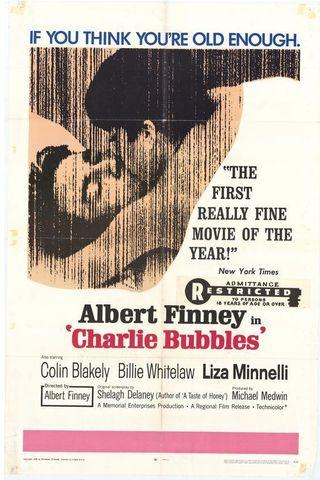 Charlie Bubbles, a Máscara e o Rosto