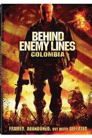 Atrás das Linhas Inimigas 3 - Operação Colombia