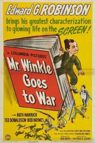 Mr. Winkle Vai para a Guerra