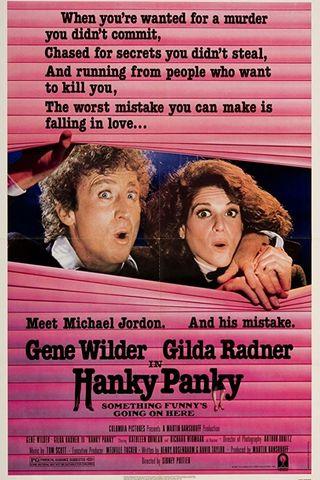 Hanky Panky - Uma Dupla em Apuros