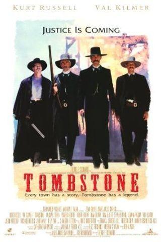 Tombstone - A Justiça Está Chegando