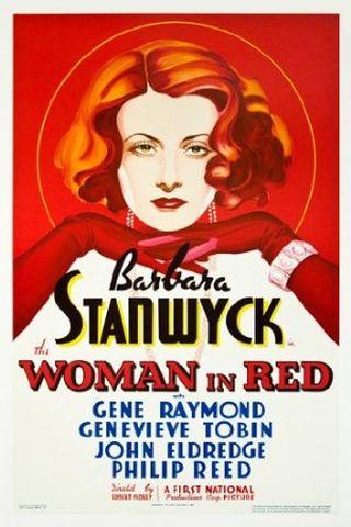 A Mulher de Vermelho