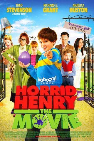 Horrid Henry: O Filme