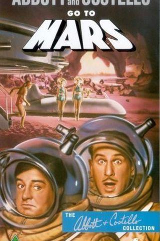 Bud Abbott e Lou Costello no Planeta Marte