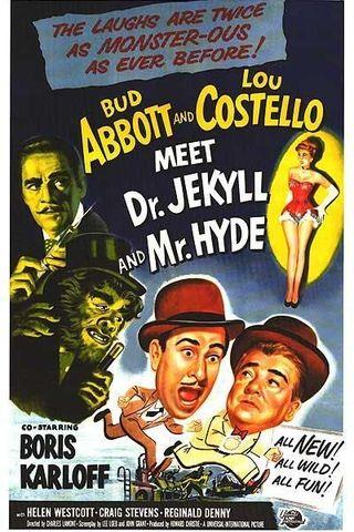 Abbott e Costello Enfrentando o Médico e o Monstro