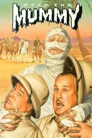 Abbott e Costello Enfrentam a Múmia