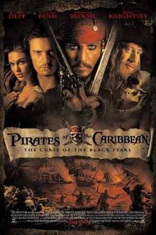 Piratas do Caribe - A Maldição do Pérola Negra