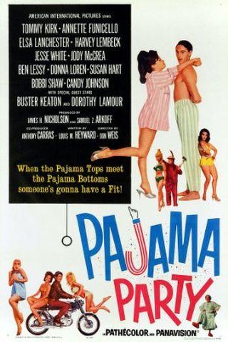 Ele, Ela e o Pijama