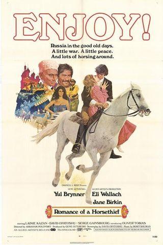 Romance de um Ladrão de Cavalo
