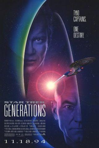 Jornada nas Estrelas: Generations