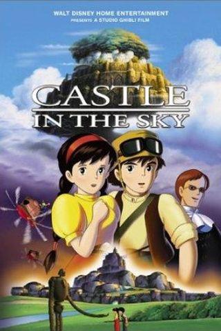 Laputa, o Castelo no Céu