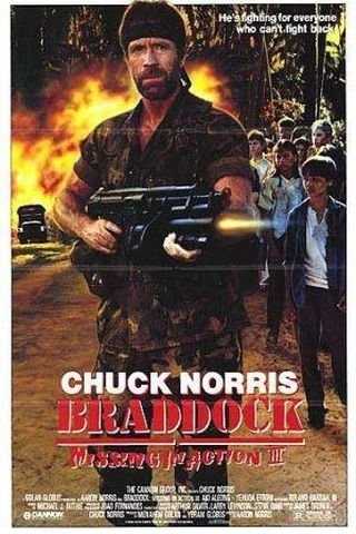 Braddock 3 - O Resgate