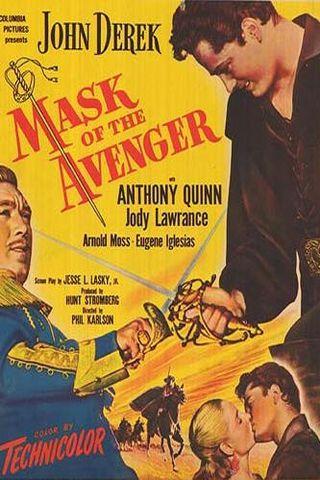 A Máscara do Vingador