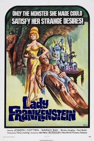 A Mulher de Frankenstein