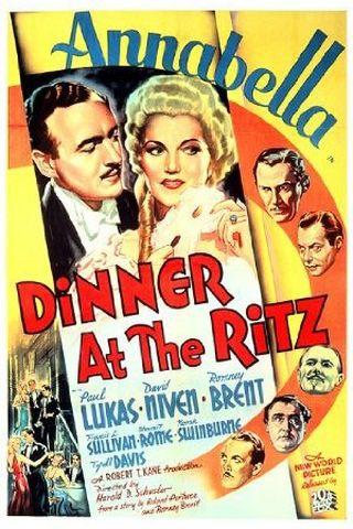 Ceia no Ritz