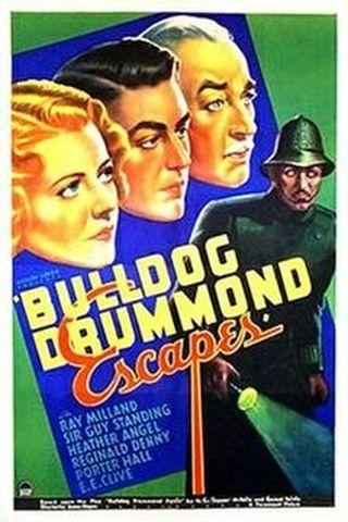 A Evasão de Bulldog Drummond
