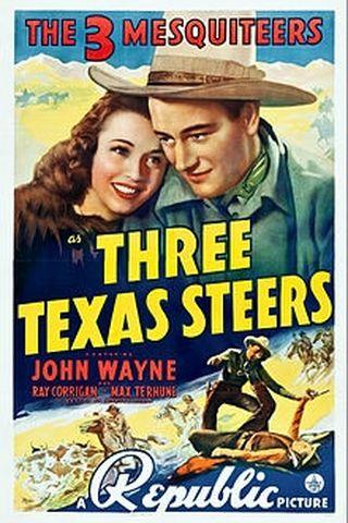 Os Três Cavaleiros do Texas