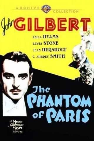 O Fantasma de Paris