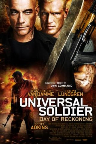 Soldado Universal 4 - Juízo Final