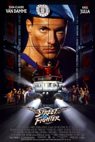 Street Fighter - A Última Batalha