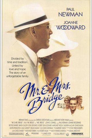 Mr. & Mrs. Bridge - Cenas de uma Família