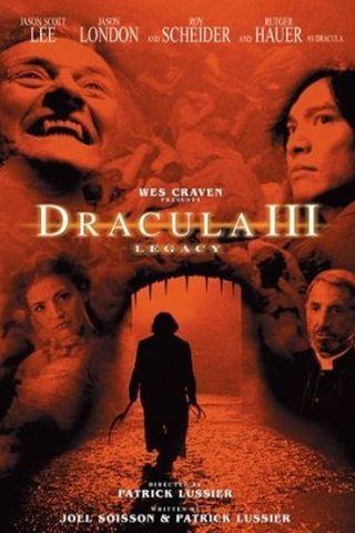 Drácula 3: O Legado Final
