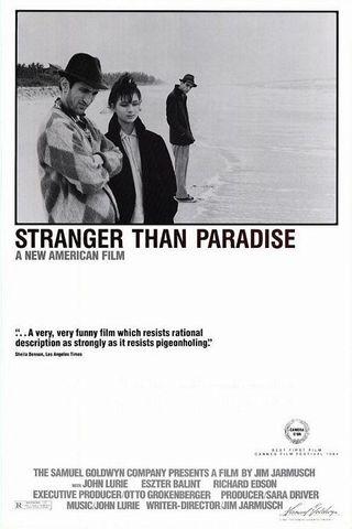 Estranhos no Paraíso