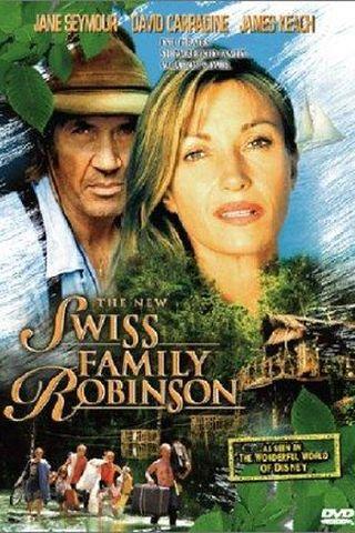 As Novas Aventuras da Família Robinson