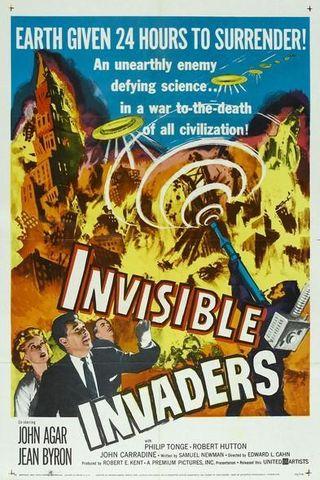 Invasores Invisíveis