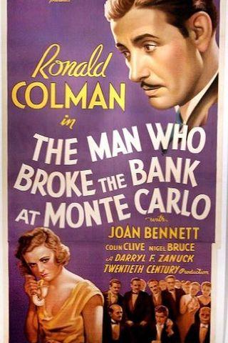 O Homem Que Desbancou Monte Carlo