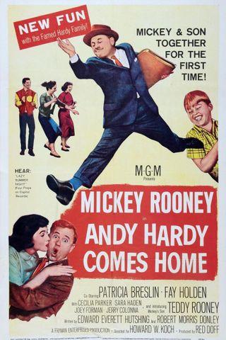 A Volta de Andy Hardy