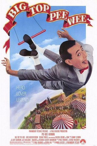 Pee-wee - Meu Filme Circense